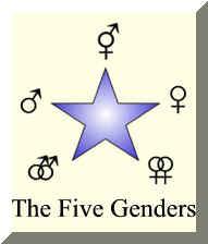 five sexes